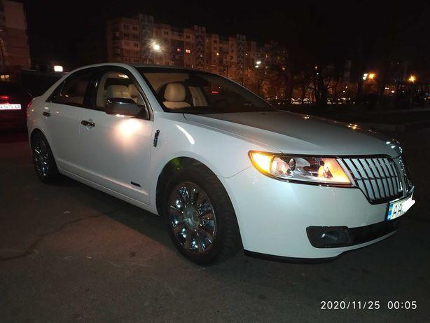 Lincoln MKZ HYBRID + газ 2011