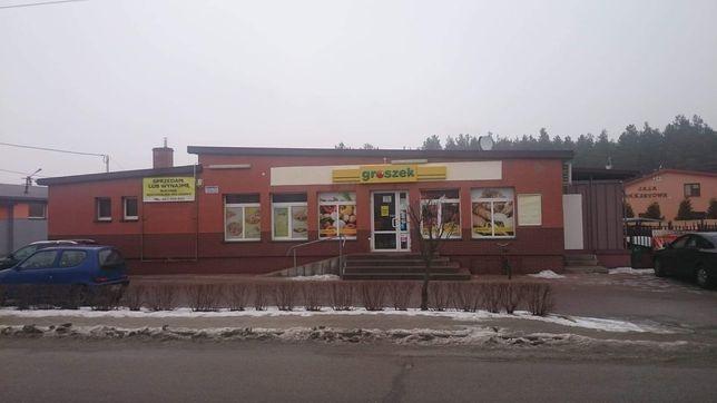 Sprzedam obiekt handlowo-usługowy z możliwością zamieszkania - Turośl