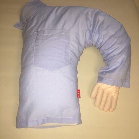 Антистресс, антиаллергенная, подушка для комфортного и здорового сна.