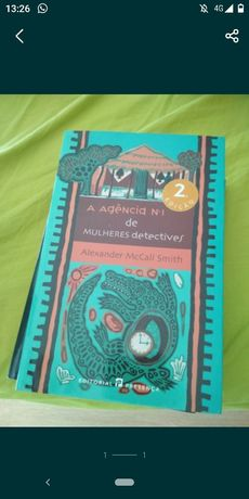 Livros harry potter, lobo Antunes, a agência mulheres detetives