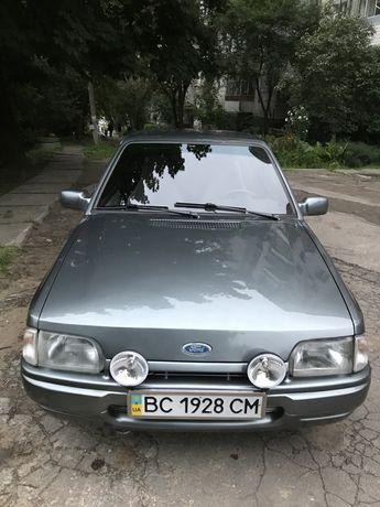 Ford escort mk 4