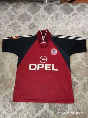Koszulka Bayern Scholl kolekcjonerska