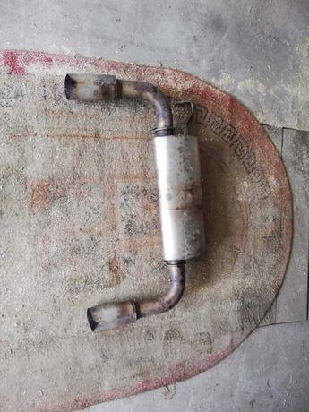 Tłumik końcowy Ford Kuga MK2 ecoboost benzyna