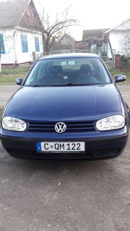 Volkswagen golf 4 2001р