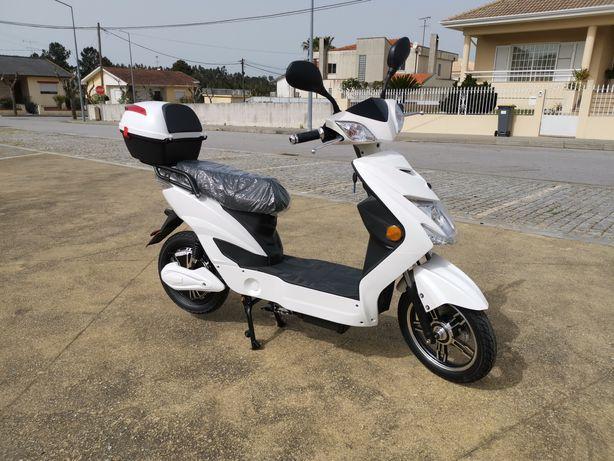 Bicicleta elétrica tipo Scooter eléctrica Seventeen X-MEN 60V