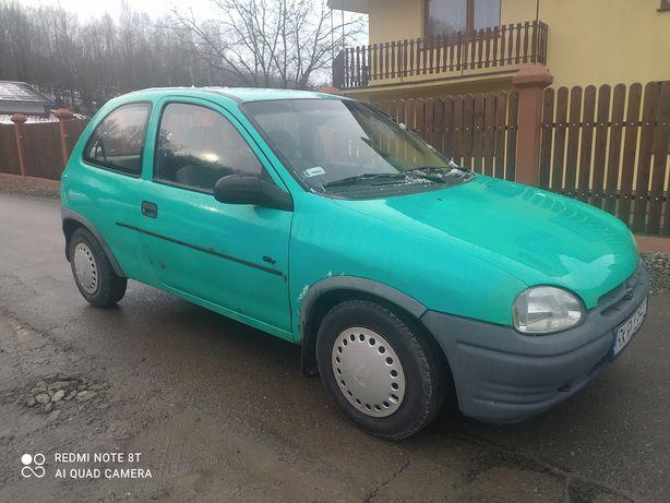 Opel Corsa B 1.2 do jazdy tanio długie oplaty 1250zl
