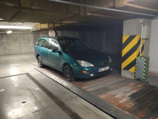 Bukowińska 12 garaż, miejsce parkingowe wynajmę