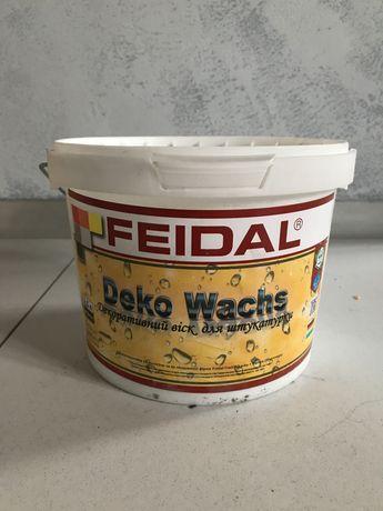 Feidal deko wachs - Декоративный воск, для штукатурки