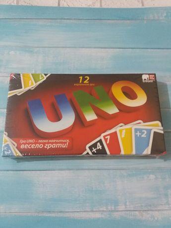 Настольная игра Уно