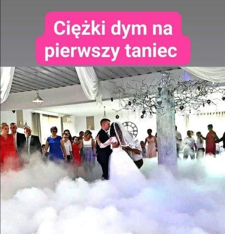 Ciężki dym na pierwszy taniec, wolne terminy.