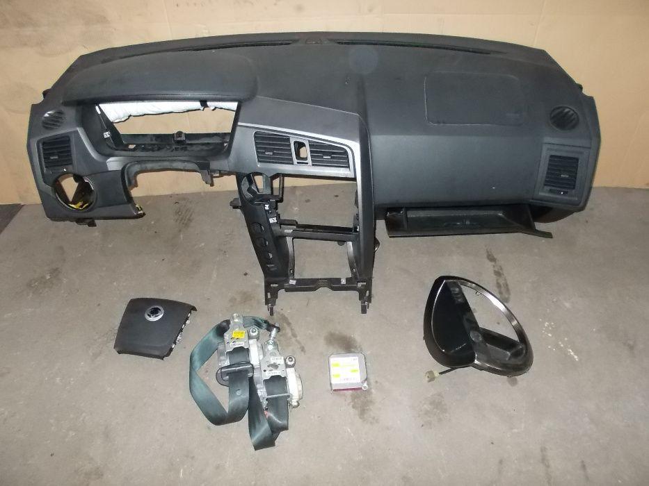 Poduszka Airbag komplet Ssangyong Kyron Leszno - image 1