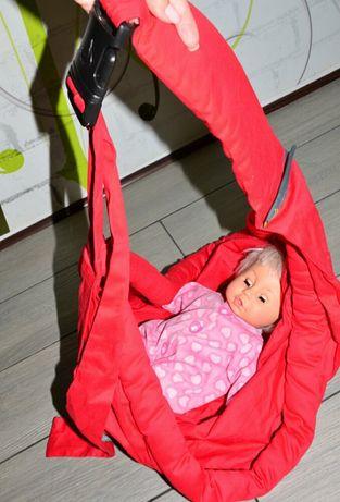 Слинг кенгуру переноска для ребенка