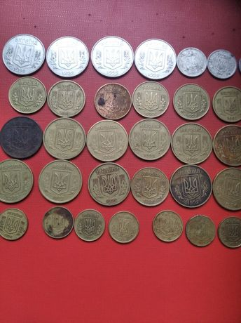 Монет 1992-1994 года