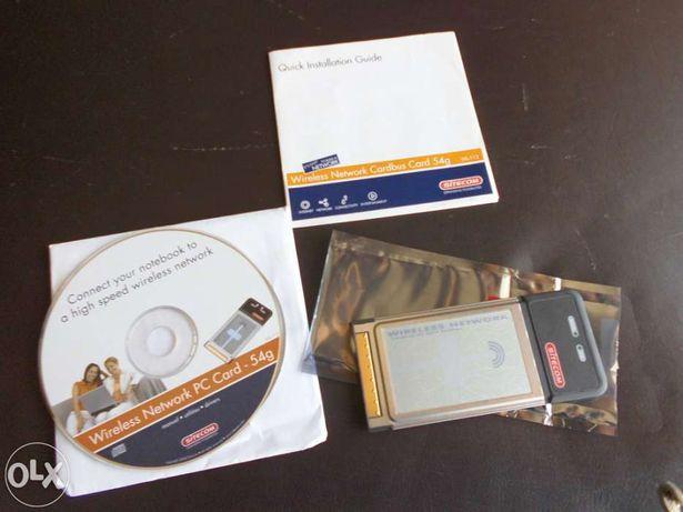 """Wireless Network - PC Card - """"Sitecom"""""""