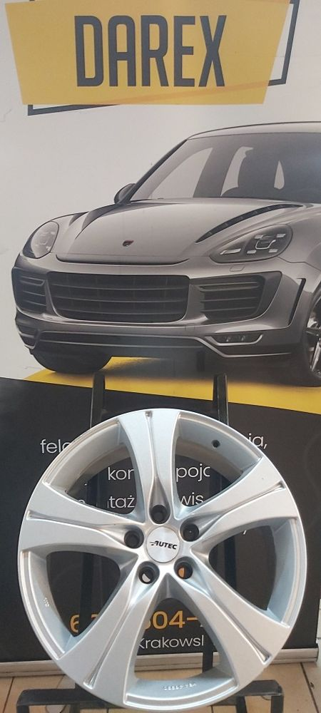 "Felgi Aluminiowe 18"" 5x112 Audi Seat Vw Skoda Mercedes Kozy - image 1"