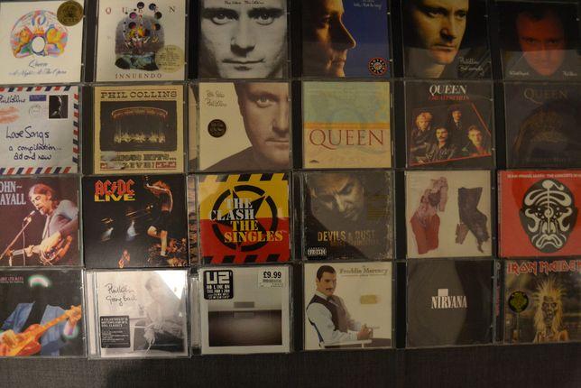 Płyty CD, pakiet 110 sztuk