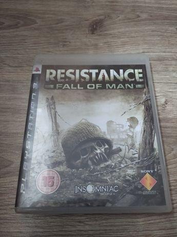 Gra PlayStation 3 RESISTANCE Fall of man PS3