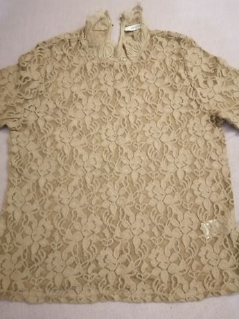 Nowa koronkowa bluzka Reserved rozm L