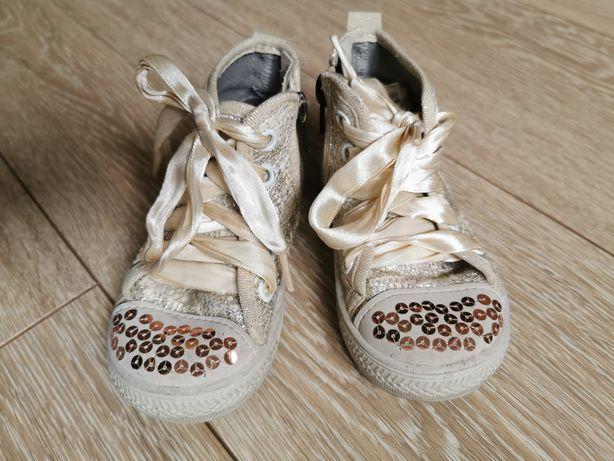 Buty trampki Befado rozm 22 dla dziewczynki