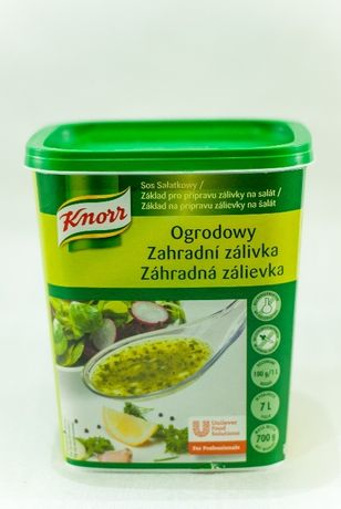 "Салатная заправка ""Летний огород"" Knorr (Кнорр). 0.7кг"