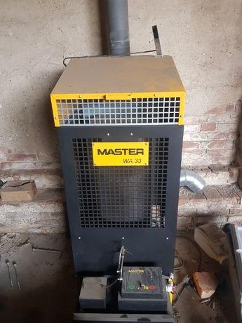 Nagrzewnica olejowa MASTER WA33
