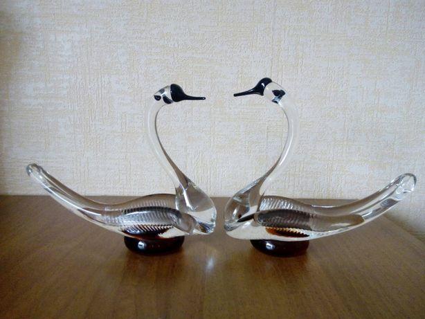 Хрустальные лебеди