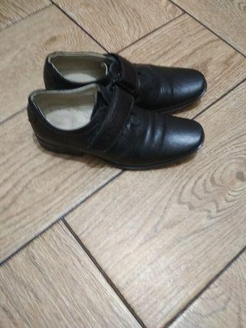 Туфли  кожа  28размер