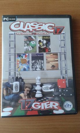 Gra PC - Classic 17 The Ultimate PC Collection