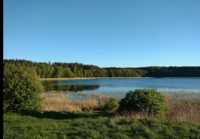 Dzialka Bartąg nad jeziorem Kielarskim 5909 m2