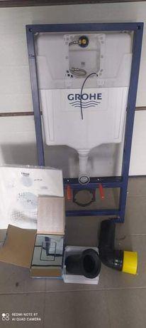 Stelaż podtynkowy do WC Grohe