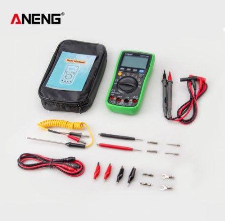 ANENG 860/870 + Ture RMS. Высокоточный цифровой мультиметр.