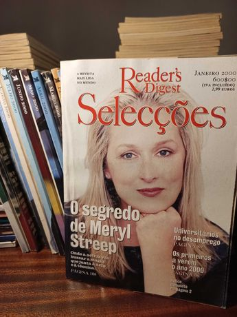 Seleções do Reader's Digest -  anos 2000 a 2002