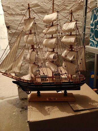 Model statku Cutty Shark