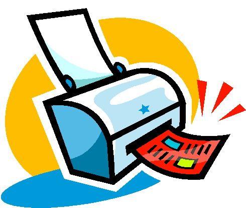 Печать документов, курсовых, дипломов, рефератов, текстов А4