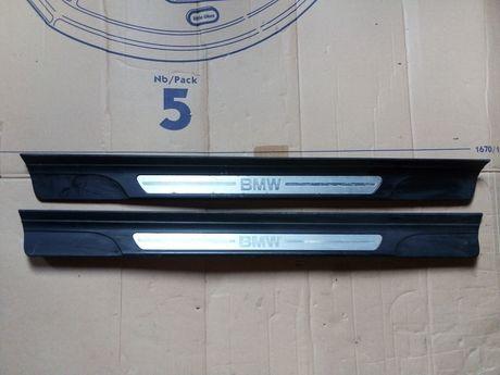 Listwa progowa wewnętrzna bmw e 46 coupe