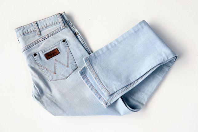 Spodnie damskie jeansy Wrangler Lia W26 L32
