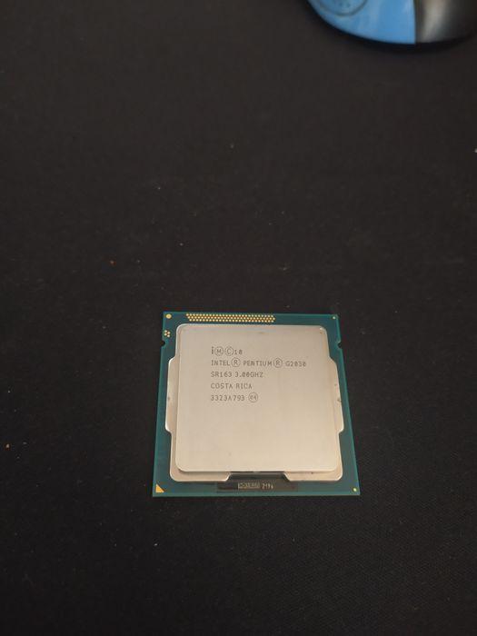 Intel Pentium g2030 3.00 gHz + chłodzenie Kraków - image 1