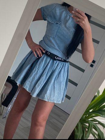 Letnia sukienka idealna La mu By o la la