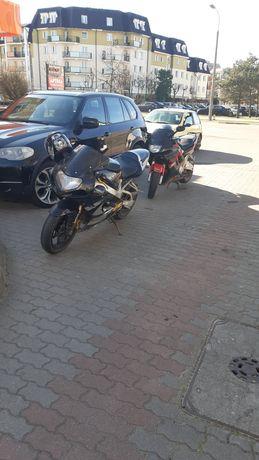 Suzuki Gsxr 1000 k1 k2 k3 części