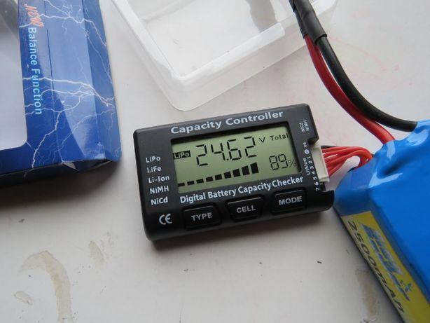Cellmeter-7 - Teste digital baterias - 7S; novo