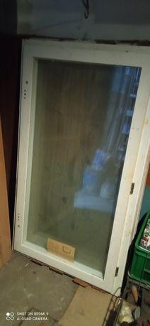 Okno drewniane 148x85
