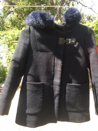 Пальто Zara 10 лет 140 см