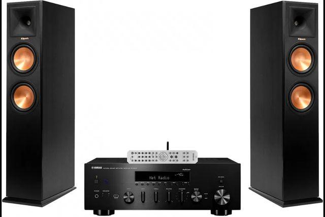 YAMAHA R-N803 + Klipsch Premier RP-8000F - autoryzowany sklep WROCŁAW