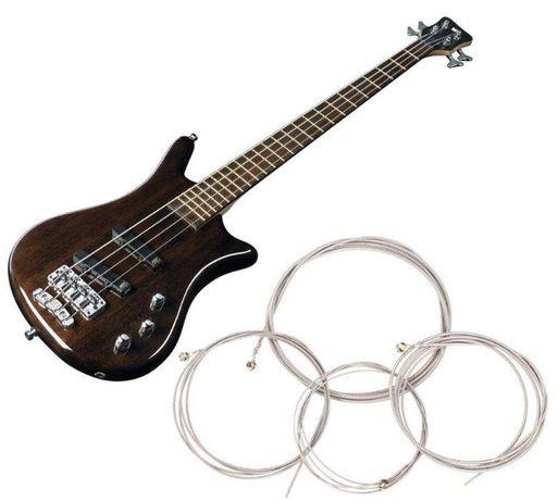 4 Cordas de guitarra baixo
