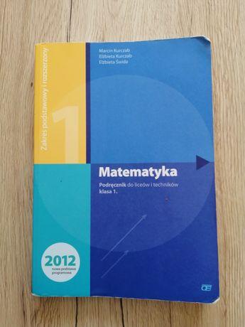 Matematyka- podręcznik zakres podstawowy i rozszerzony cz. 1
