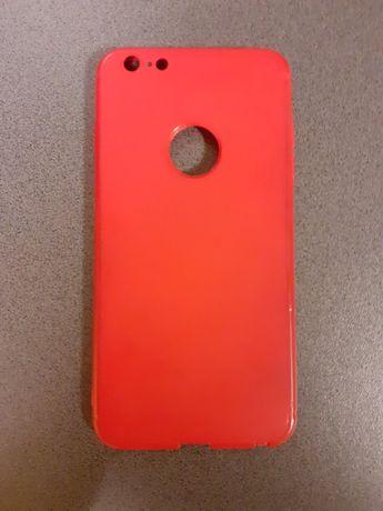 Чехол на IPhone 6, 6s Plus, красный Red