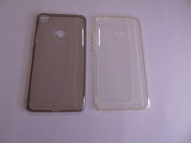 Новий силіконовий чехол на телефон XIAOMI MI MAX2 ціна 50 гривень