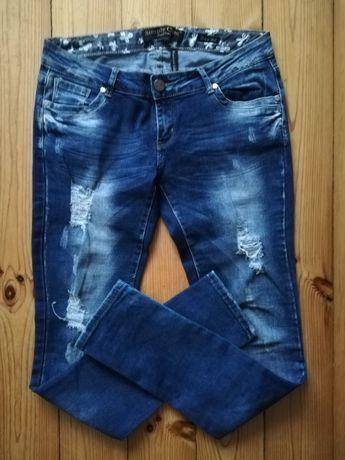 Spodnie dżinsowe roz. L