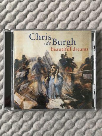 """Chris De Burgh """"Beautiful Dreams"""" - płyta CD"""