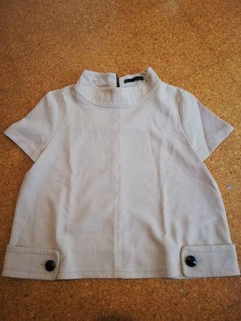 Camisola de manda curta